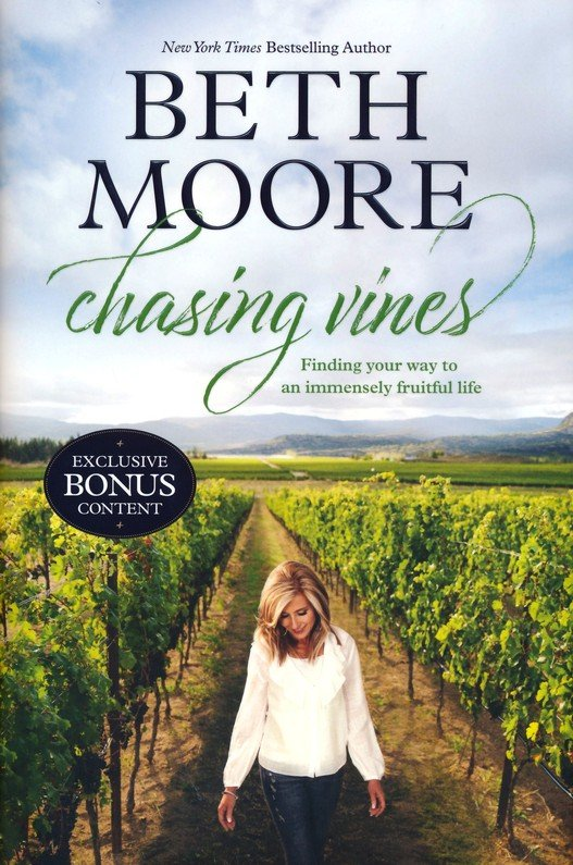 Chasing Vines: Finding Your Way to an Immensely Fruitful Life, Signature Edition