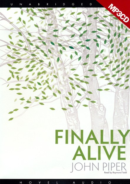Finally Alive Unabridged Audiobook on CD