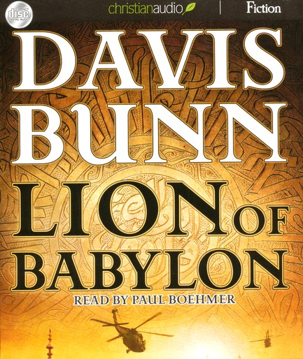 Lion of Babylon Unabridged Audiobook on CD