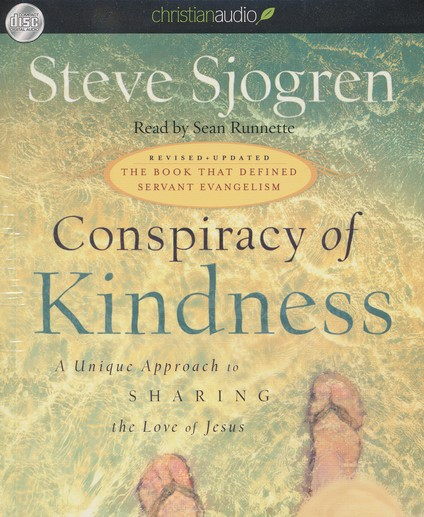 Conspiracy of Kindness Unabridged Audiobook on CD