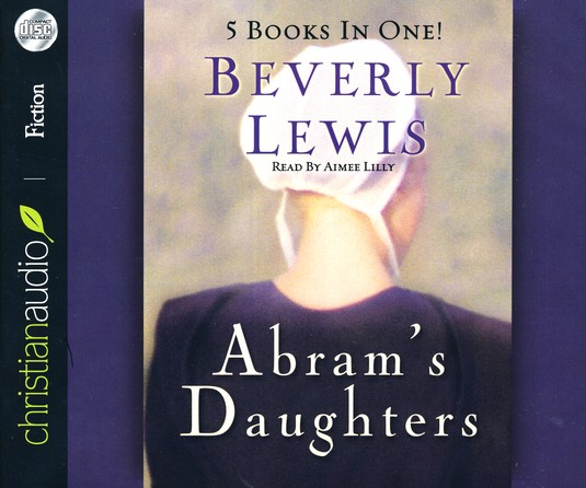 Abram's Daughters - Complete Set abridged audiobook on CD (Vols 1-5)
