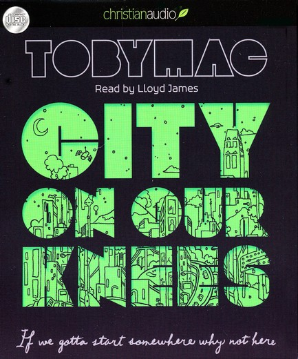 City on Our Knees - unabridged audiobook on CD