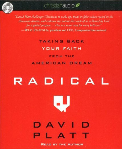 Radical: Unabridged Audiobook on CD