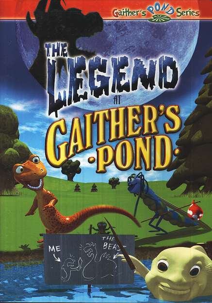 Gaither's Pond: The Legend At Gaither's Pond, DVD