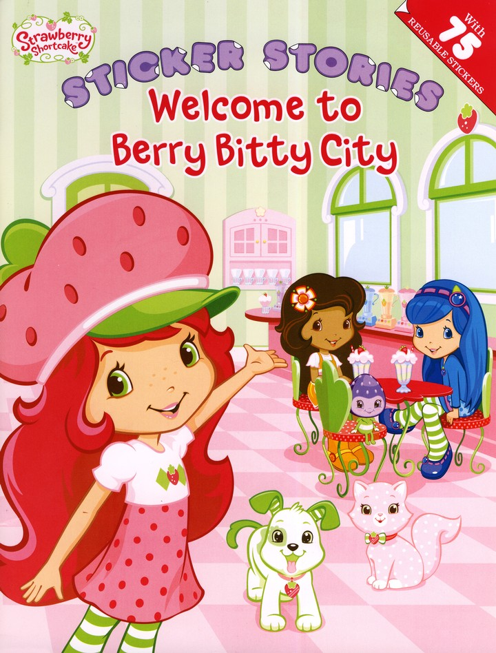 Strawberry Shortcake: Welcome to the Berry Bitty City