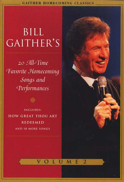 Gaither Homecoming Classics, Volume 2  DVD