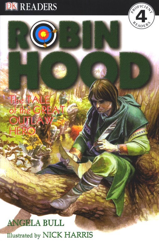 DK Readers, Level 4: Robin Hood