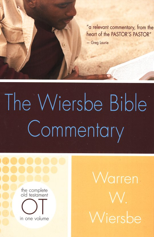 Wiersbe Bible Commentary OT