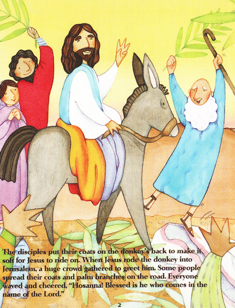 HOBC Bible Big Book: The Miracle of Easter