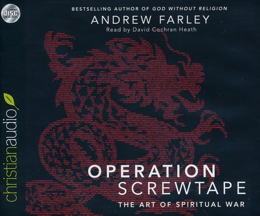 Operation Screwtape: The Art of Spiritual War Unabridged Audiobook on CD