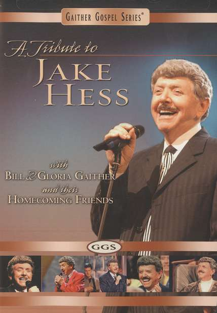 A Tribute to Jake Hess, DVD