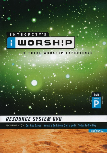 iWorship Resource System DVD, Volume P