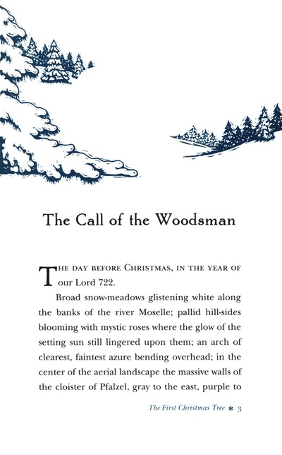 The First Christmas Tree & The Story of the Other Wise Man