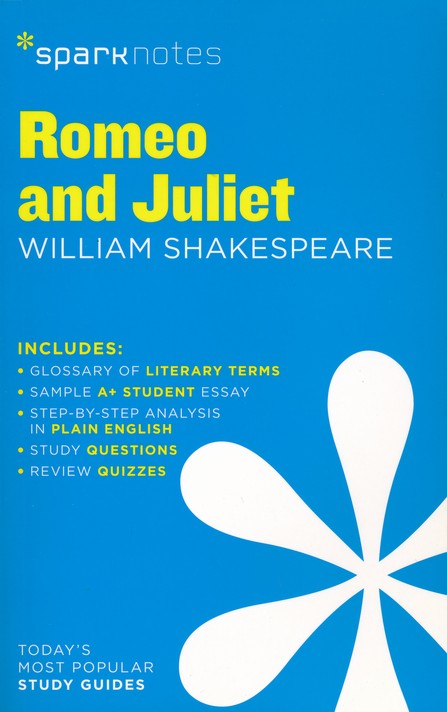 Sparknotes romeo and juliet essay custom admission essay