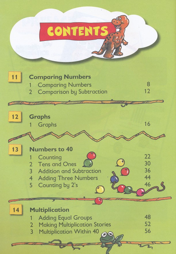 Primary Mathematics Textbook 1B (Standards Edition)