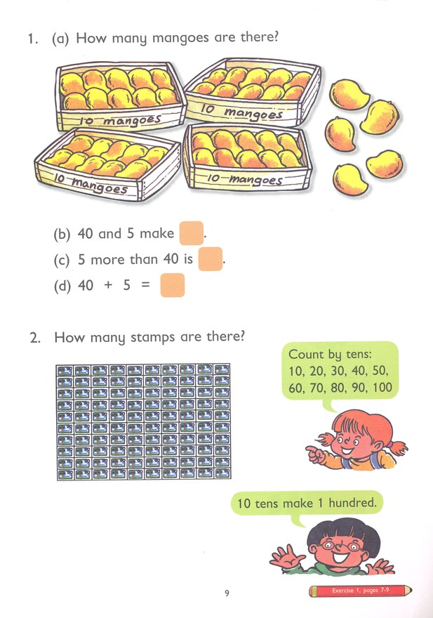 Primary Mathematics Textbook 2A (Standards Edition)