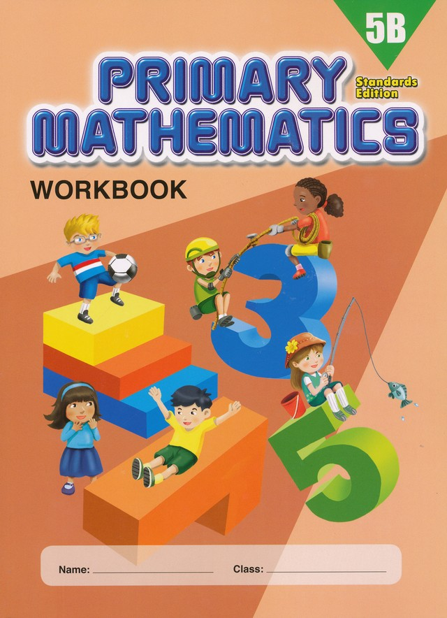 Primary Mathematics Workbook 5B (Standards Edition)