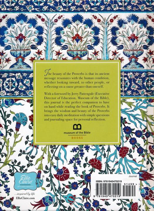 wisdom from proverbs journal 9781945470219 christianbook com