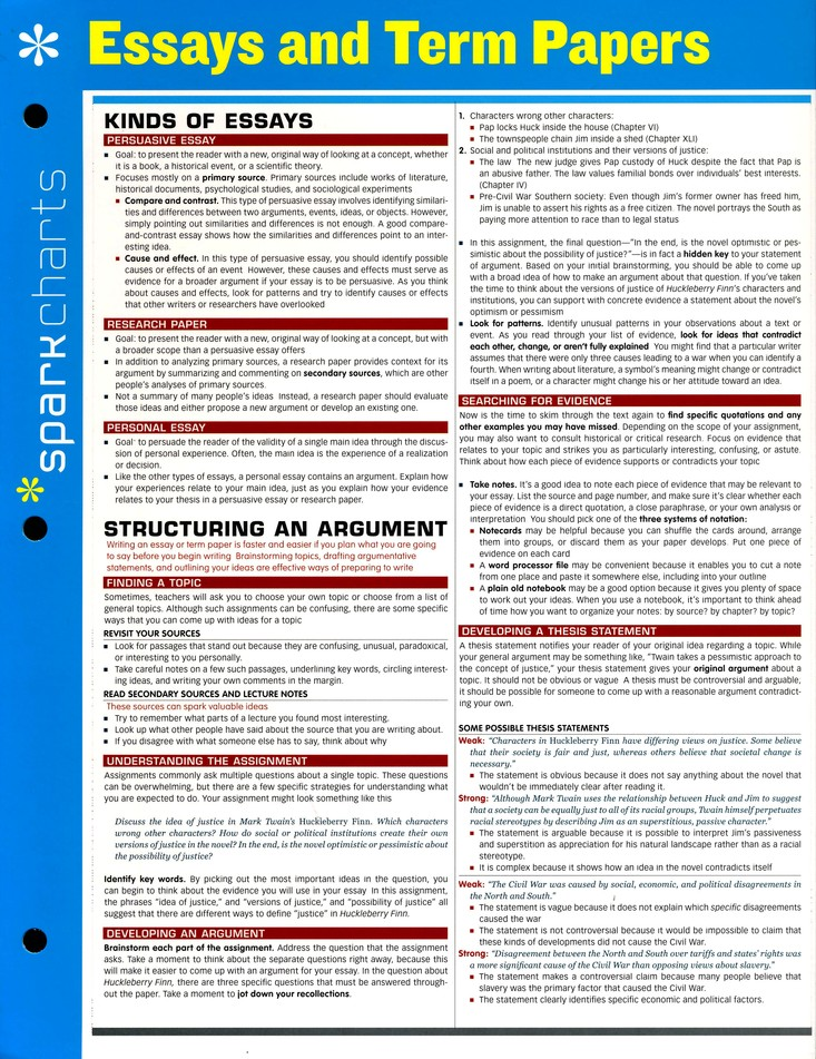 What Is An Essay Thesis  Model Essay English also Business Essay Topics Essays And Term Papers Sparkcharts Essay Examples English