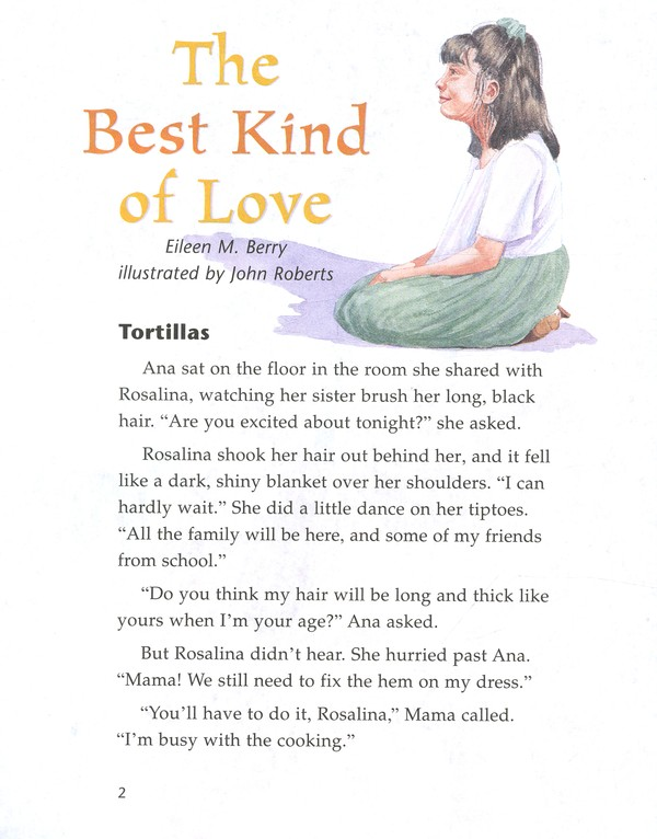 BJU Reading Grade 3 Student Book B (Updated Copyright)