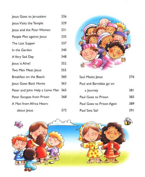 Candle Bible For Toddlers Tim Dowley Illustrated By Helen Prole 9780825473111