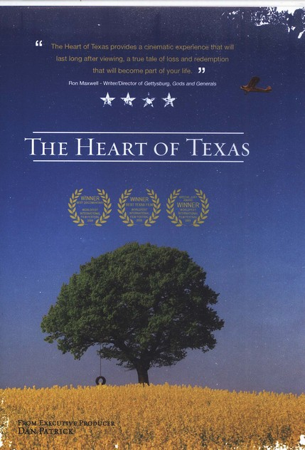 The Heart of Texas DVD