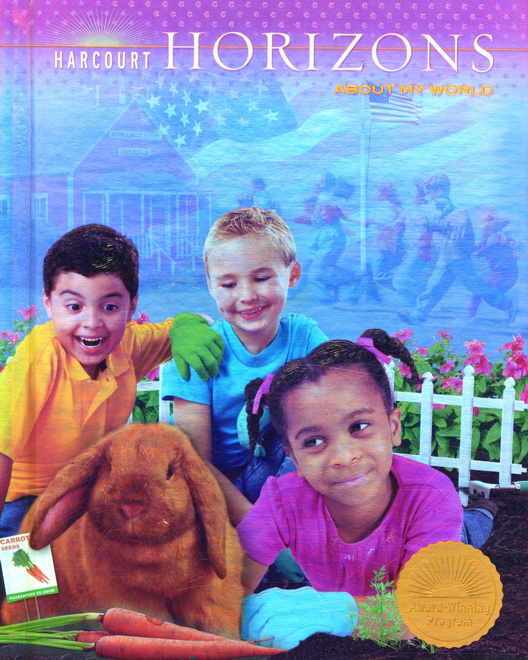 Harcourt Horizons Grade 1 Homeschool Package with Parent Guide CD-ROM