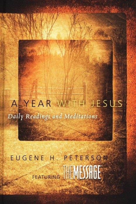 A Year with Jesus Devotional