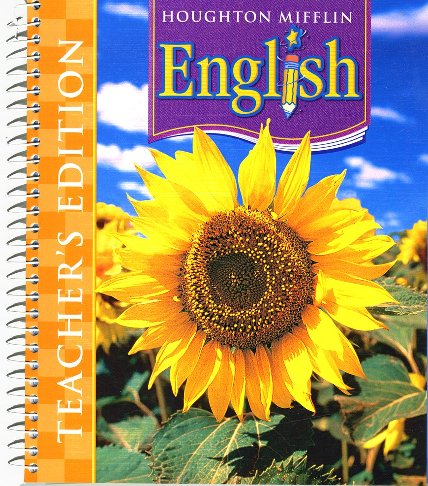 Houghton Mifflin English Grade 2 Homeschool Package