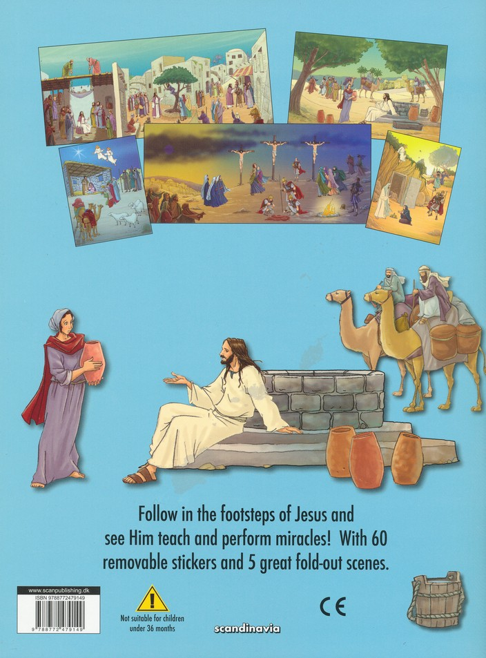 The Story of Jesus Feeding People