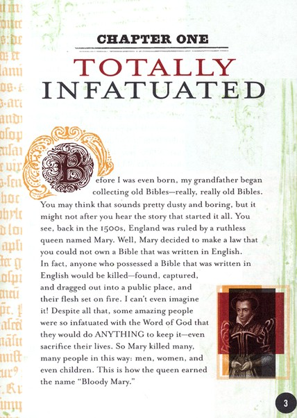 Totally Infatuated: Pursuing a Life-Changing Passion for God's Word