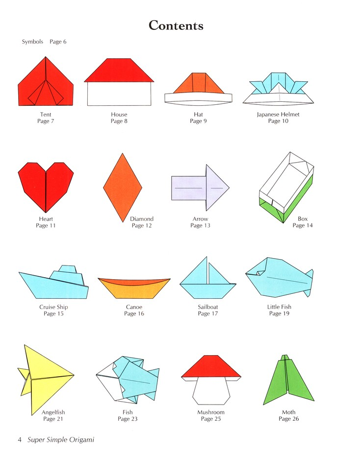 Diagrams for a simple origami fish. | Origami fish, Origami ... | 933x687