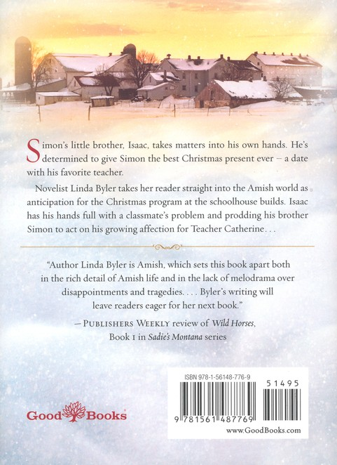 The Little Amish Matchmaker: A Christmas Romance