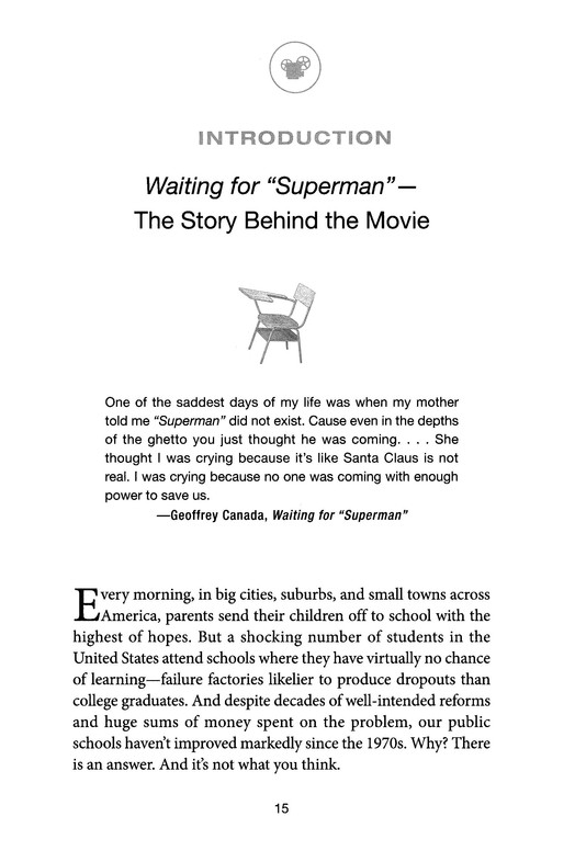 Waiting for Superman: How We Can Save America's Failing Public Schools Participant's Guide