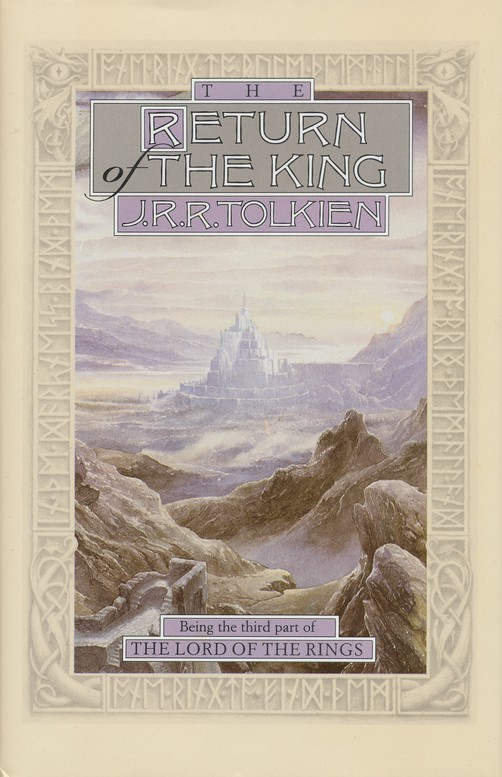 The Return of the King: Part Three of The Lord of the Rings,  Hardcover Anniversary Edition