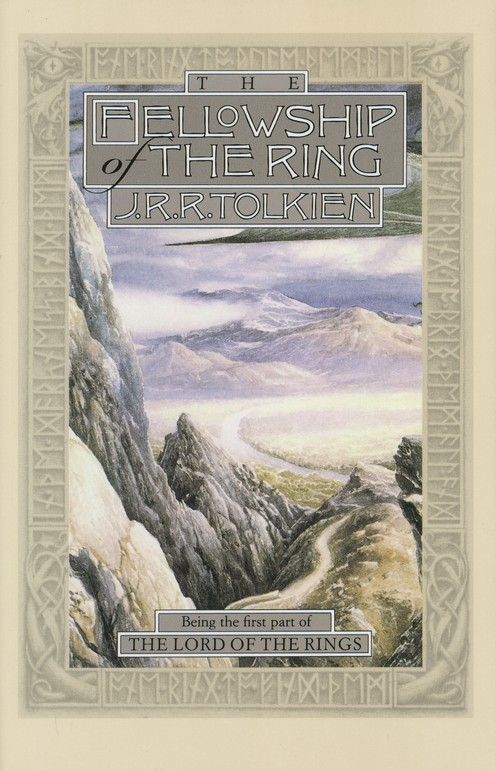 The Fellowship of the Ring: Part One of the Lord of the Rings,   Hardcover Anniversary Edition