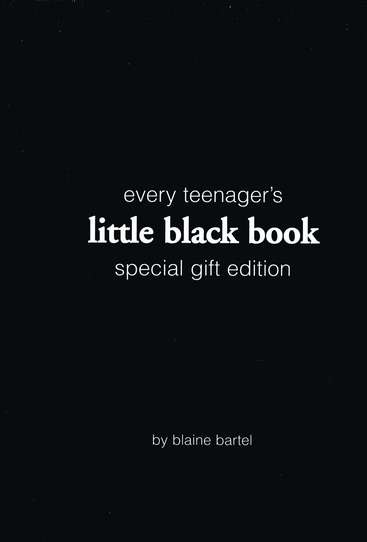 Every Teenager's Little Black Book, Special Gift Edition