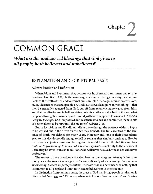 Making Sense of Salvation: One of Seven Parts from Grudem's Systematic Theology
