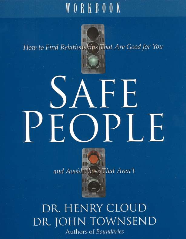 Safe People Workbook