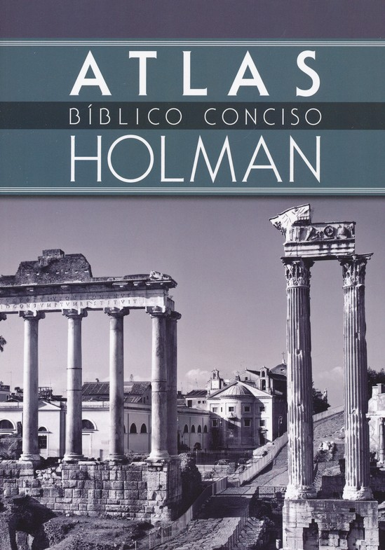 Atlas B&#237blico Conciso Holman, Holman Concise Bible Atlas