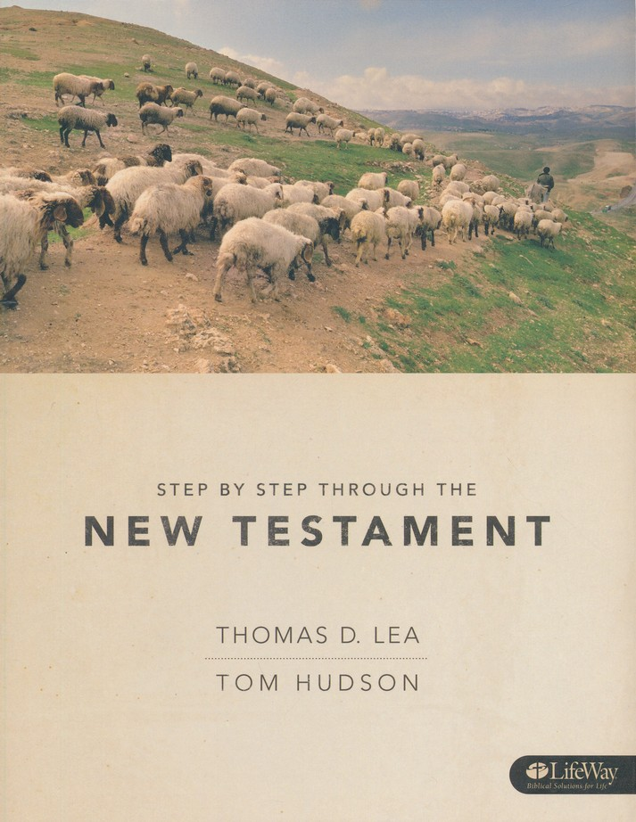 Step by Step Through the New Testament, Member Book