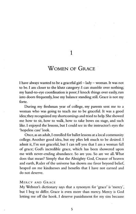 Extraordinary Women by Grace: Stories of Women Like You