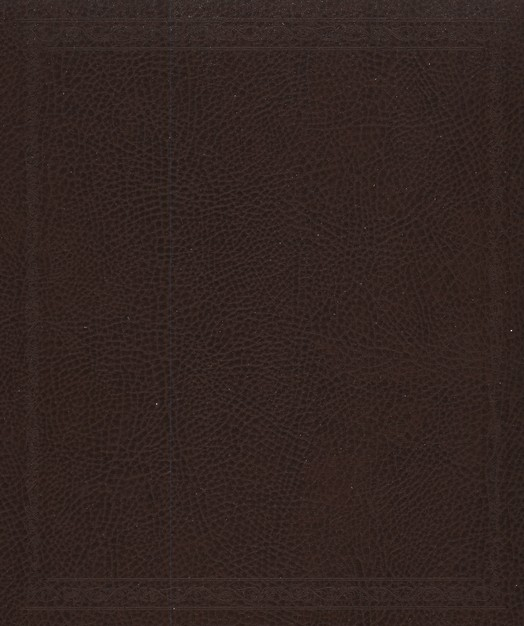 ESV 2-Column Journaling Bible, Bonded Leather, Mocha,  Threshold Design