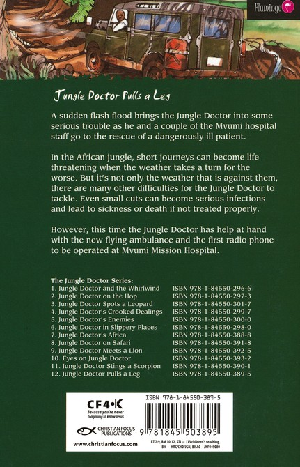 #12: Jungle Doctor Pulls a Leg