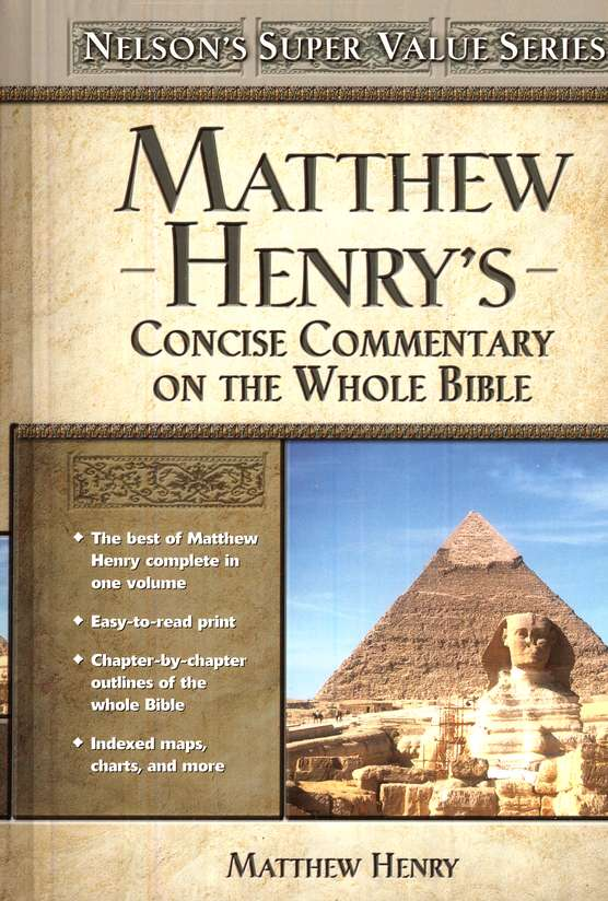 Matthew Henrys Commentary on the Whole Bible-Book of Haggai