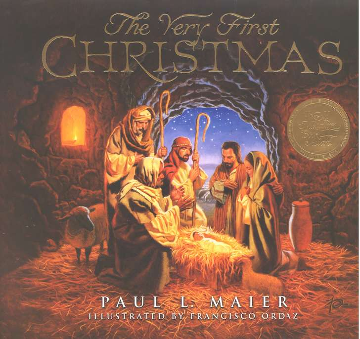 The Very First Christmas, Hardcover