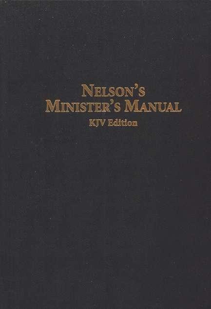 Randall House Minister's Manual: KJV Edition