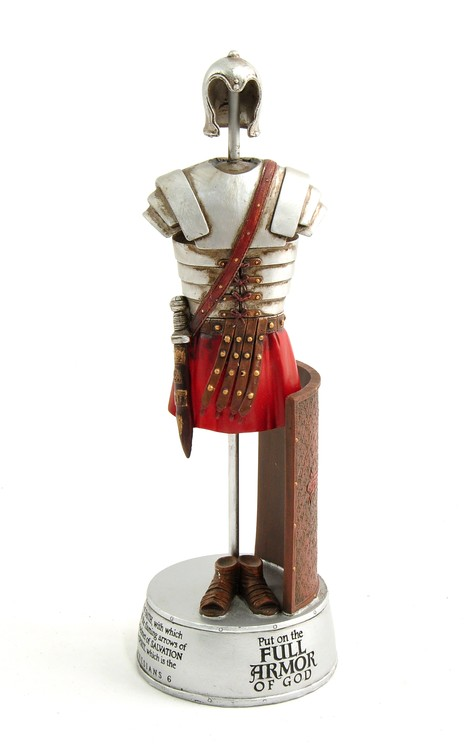 Full Armor of God Figure