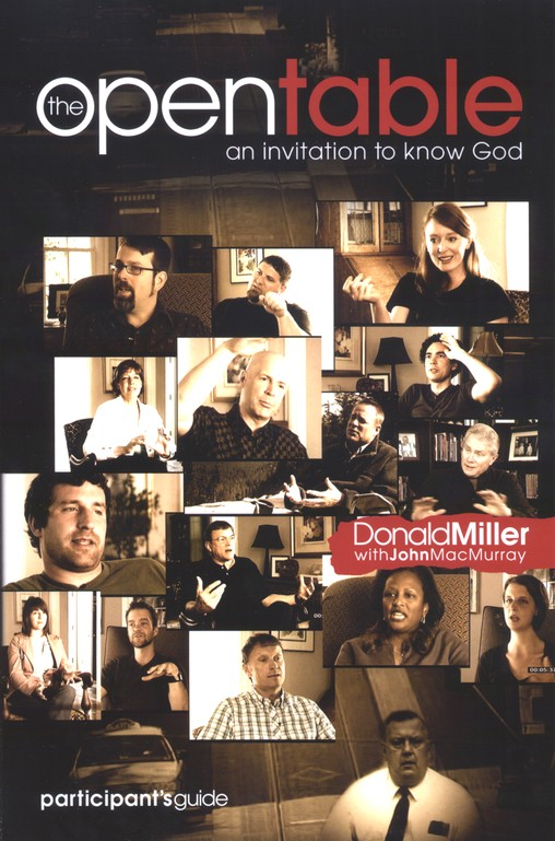 Open Table Volume 1: An Invitation to Know God Participant's Guide