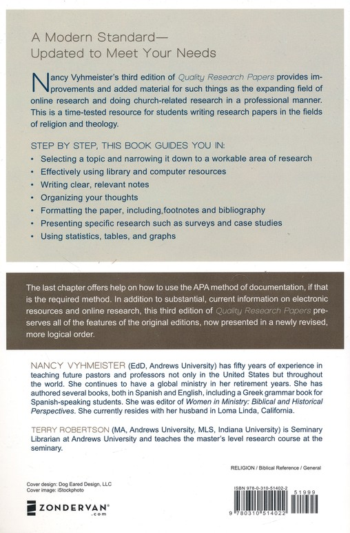 footnotes and bibliography in research report